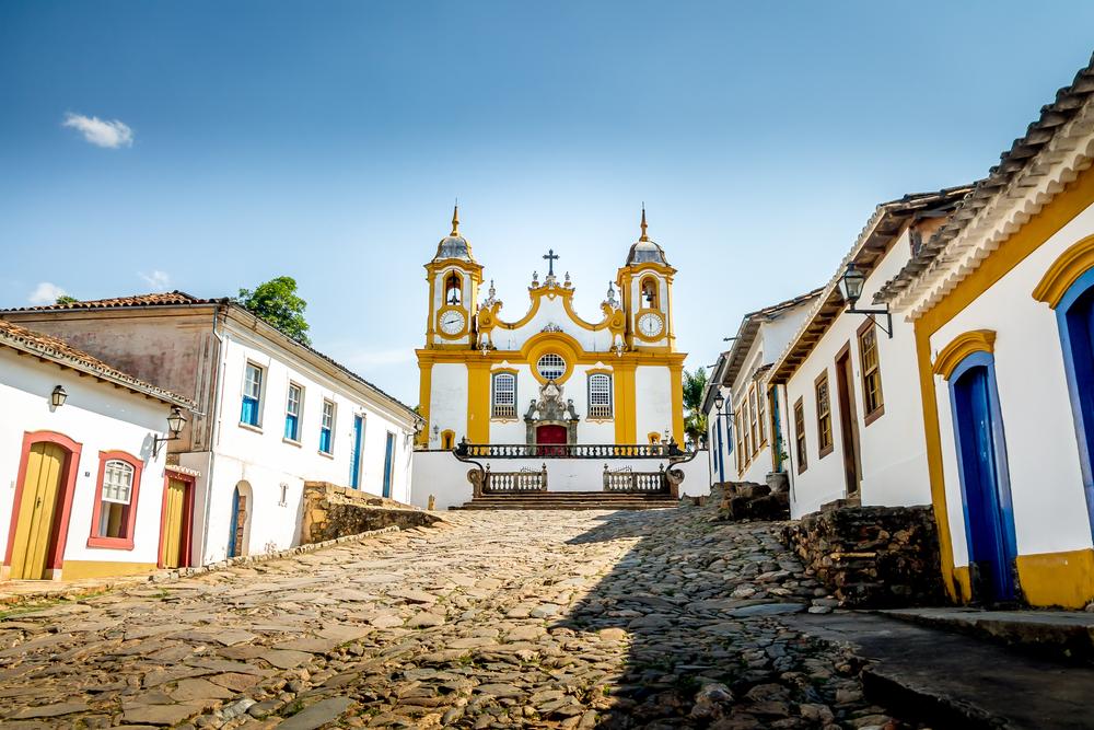 Igrejas e capelas de Tiradentes