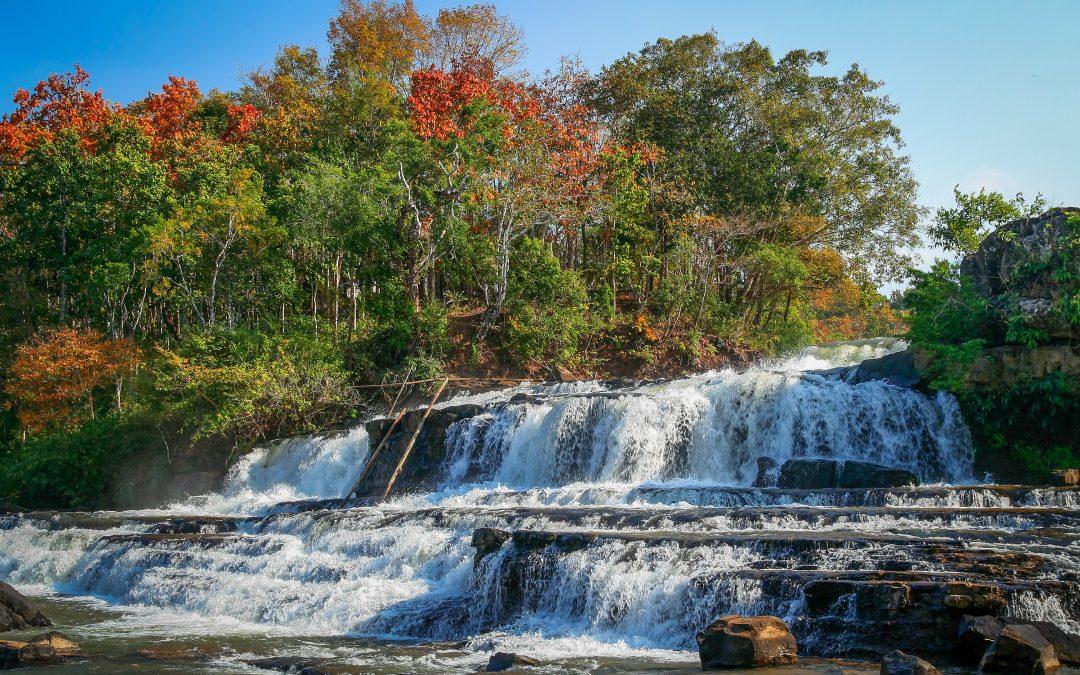 Cachoeiras para curtir o verão em Tiradentes