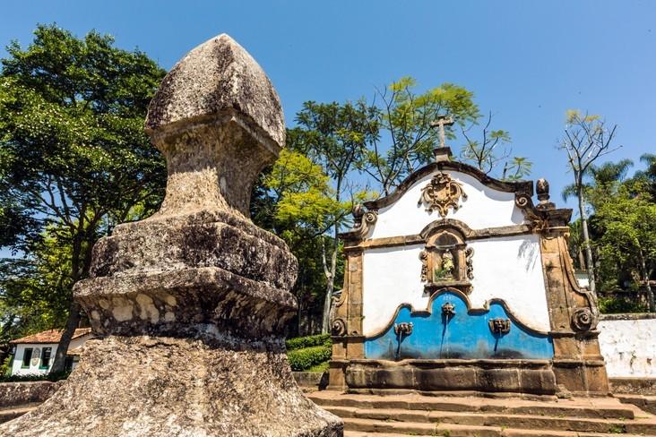 Dica Pousada Araújo Bazílio: Chafariz de São José