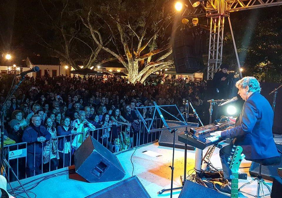 Festival Quatro Estações celebrará a chegada da primavera com muito samba em Tiradentes